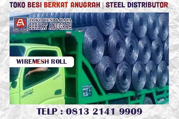 Besi Wiremesh Roll