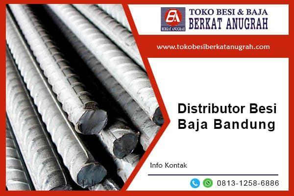 distributor besi baja bandung - toko besi berkat anugrah